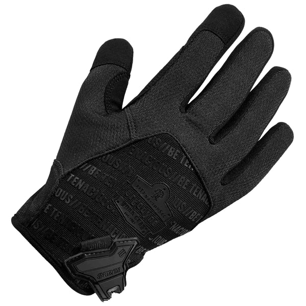 ProFlex® 812BLK High-Dexterity Black Tactical Gloves