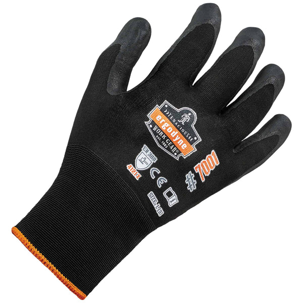 ProFlex® 7001 Nitrile-Coated Gloves