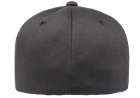 Flexfit Fitted Baseball Cap Dark Grey