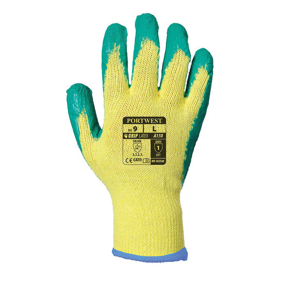 CLASSIC GRIP GLOVE - LATEX 10 Pair