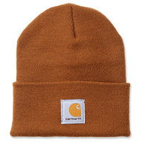 WATCH HAT Carhartt Brown