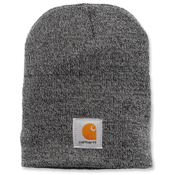 KNIT HAT Coal Heather