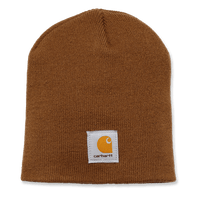 KNIT HAT Carhartt Brown