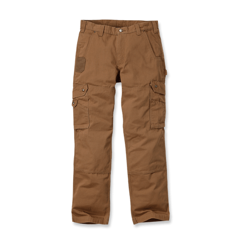 Ripstop Cargo Work Pant Brown