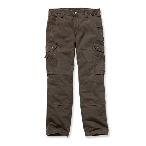 Ripstop Cargo Work Pant Dark Coffee