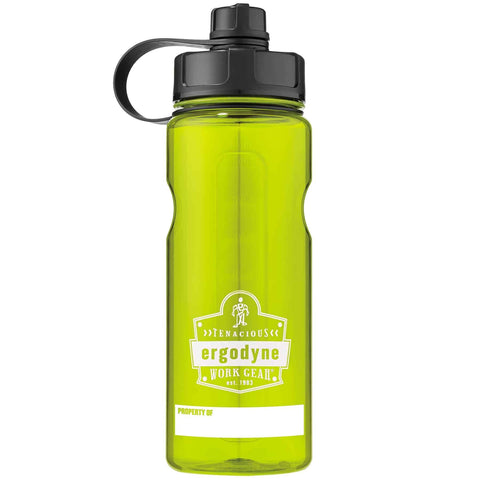 Chill-Its® BPA-Free Water Bottle 1 Litre Lime