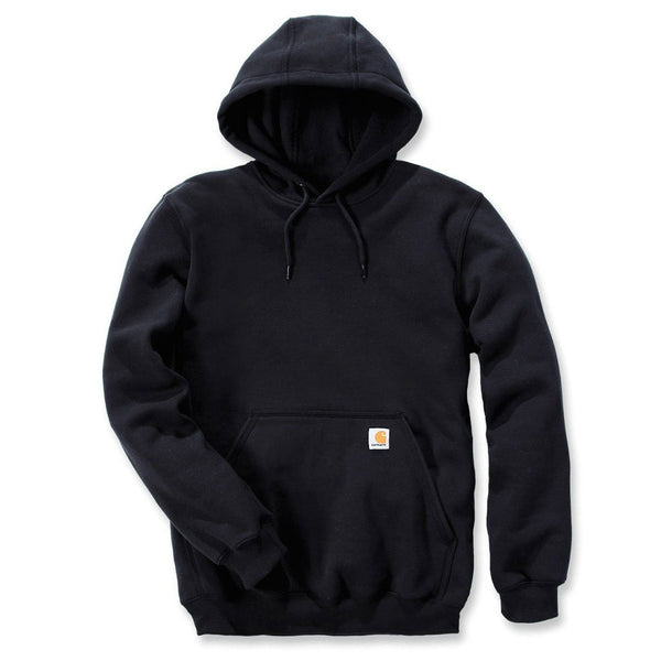MIDWEIGHT HOODED SWEATSHIRT Black