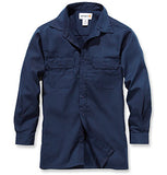 TWILL LONG SLEEVE WORK SHIRT