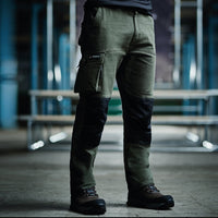TACTICAL THREADS SCANDAL STRETCH TROUSERS Dark Khaki