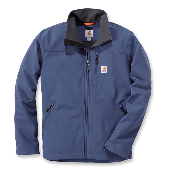 Denwood Softshell Dark Blue
