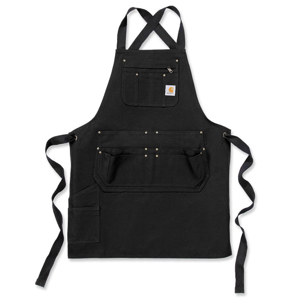 Duck Apron Black