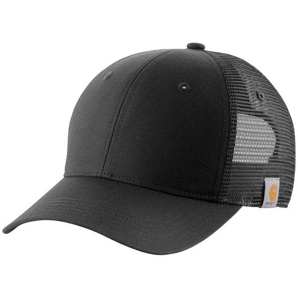 Rugged Pro Series Cap Black