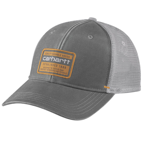 Silvermine Cap 2021 Charcoal