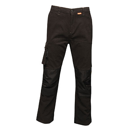 TACTICAL THREADS SCANDAL STRETCH TROUSERS Black