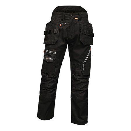 TACTICAL THREADS EXECUTE TROUSERS Black