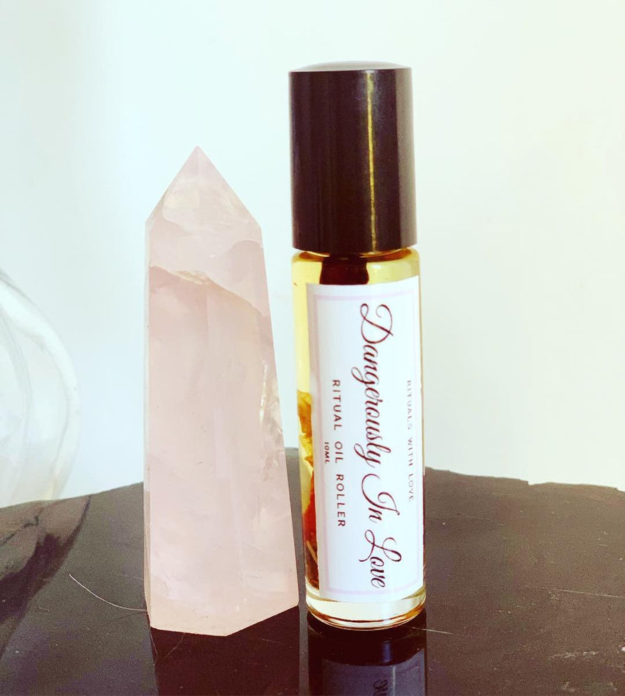 Dangerously In Love Ritual Oil Roller