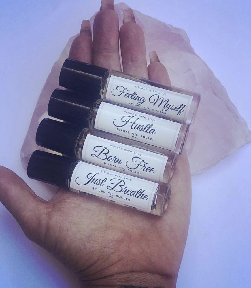 Ritual Oil Roller Collection (4-Pack)