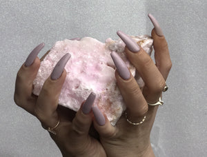 Load image into Gallery viewer, Raw Pink Aragonite Crystal