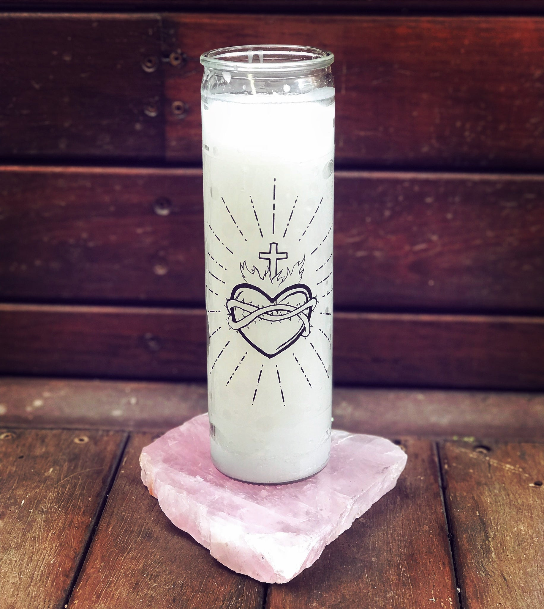 Dangerously In Love Ritual Candle -