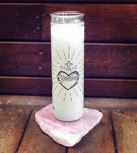 Dangerously In Love Ritual Candle