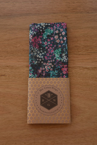 Beeswax wrap, reusable, sustainable