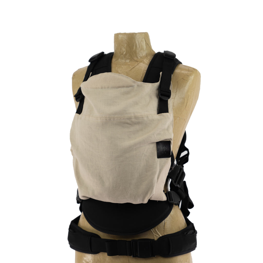 Baby Carrier with Newborn Pouch