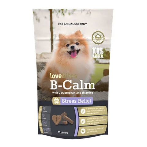 Lovebites B-Calm Chews
