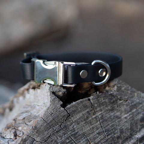Adventure Slide Release Collar - Black