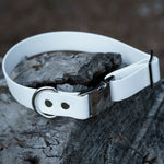 Adventure Slide Release Collar - White