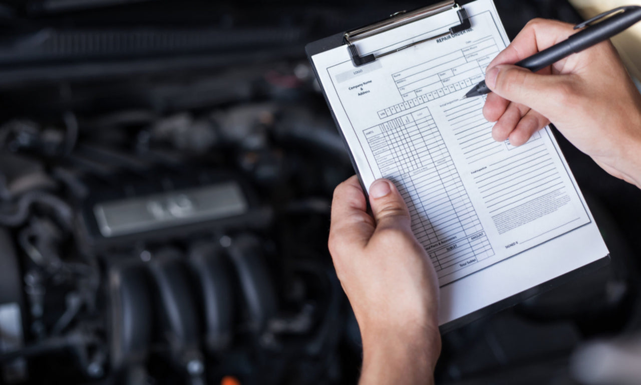 Sample Collection Of Solutions Automotive Service