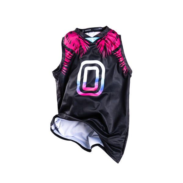 Wave Basketball Jersey