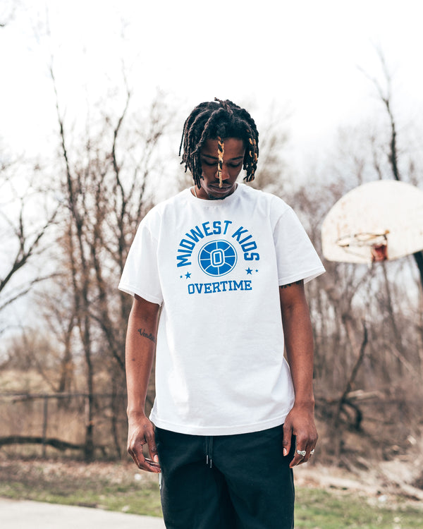 Overtime x Midwest Kids Lockup Tee