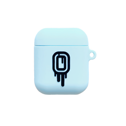 OT Drip Blue AirPods Case