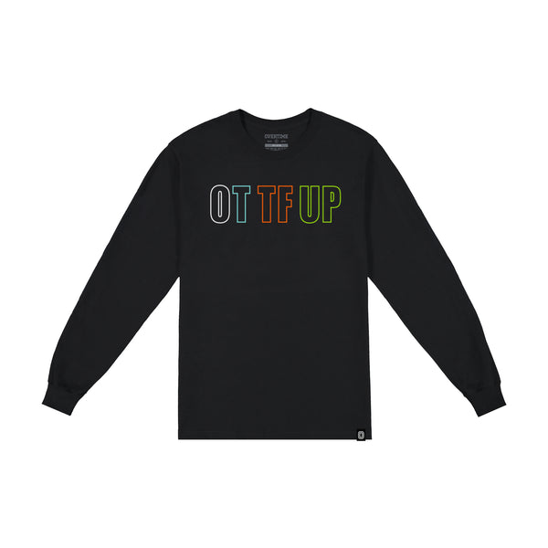 The LS Tee 'OT TF UP'