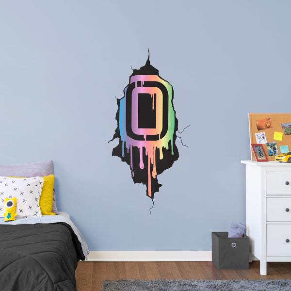 Unicorn Drip O Cracked Fathead