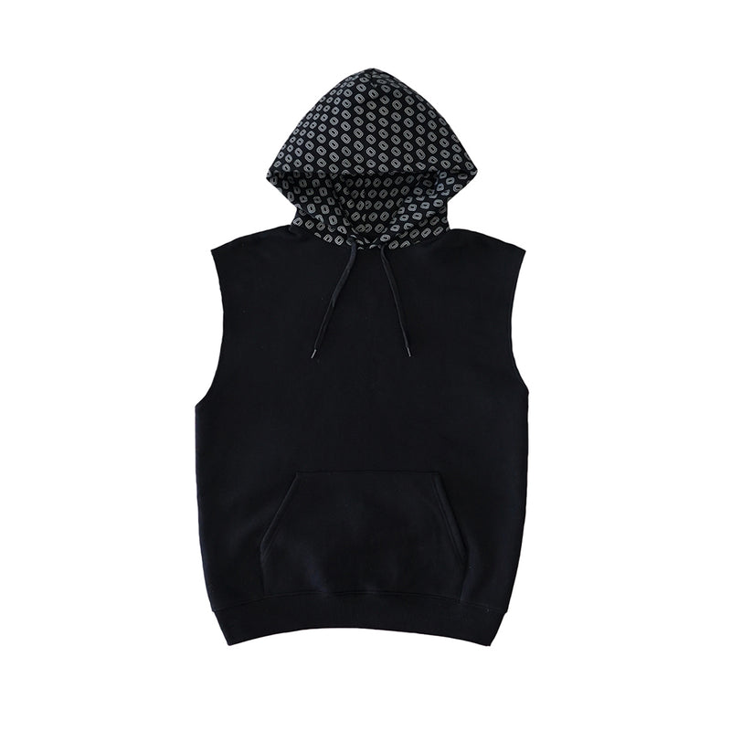 The Sleeveless Hoodie