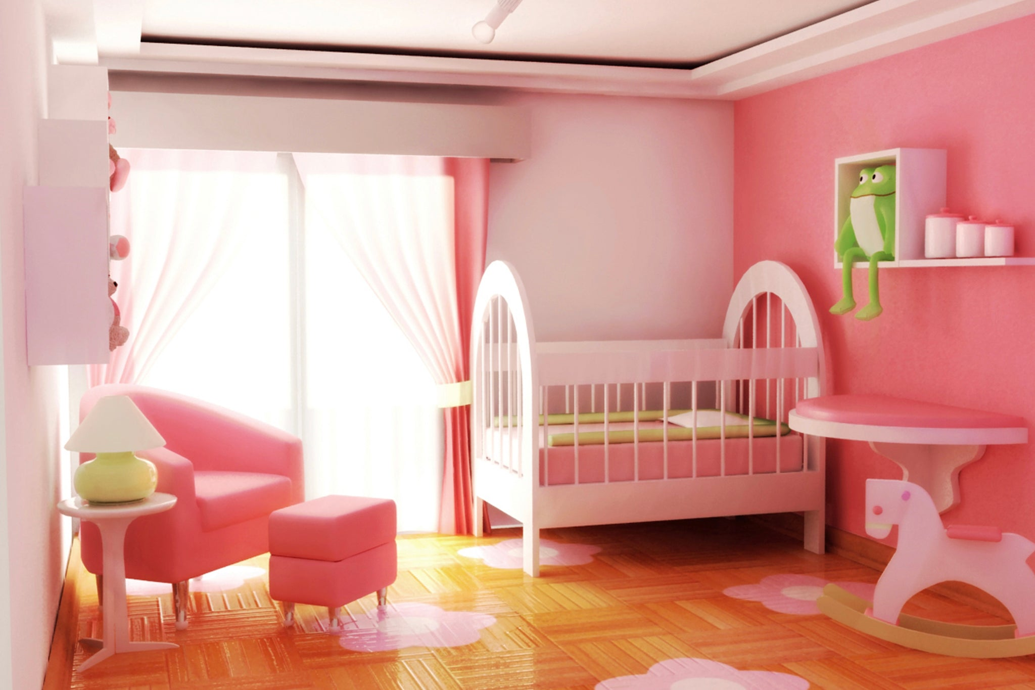 15 Ideas for Designing Your Baby's Nursery
