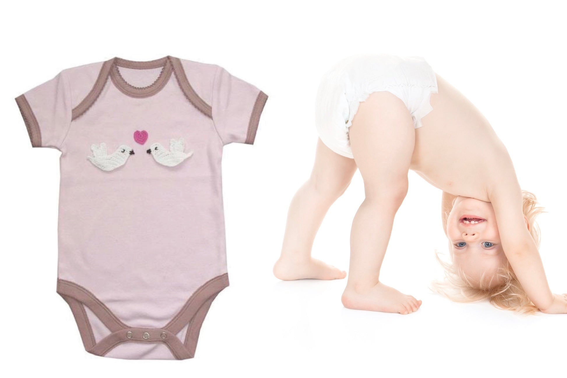 Baby clothing for your children