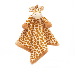 Teddykompaniet / Diinglisar Wild personalised Cuddle Cloth, giraffe