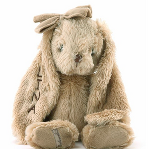TEDDY BEAR WITH THE NAME CHARISMATIC CORNELIA, BUKOWSKI, BEIGE - PetitePeople