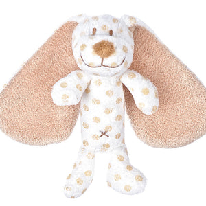 Teddy bear big ears,  Dotty Brown - Teddykompaniet
