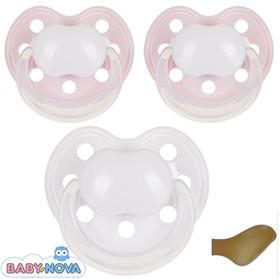 Baby Nova Personalised Paicifier Anatomical Silicone - PetitePeople