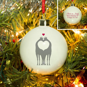 Animal Silhouette Bauble - PetitePeople