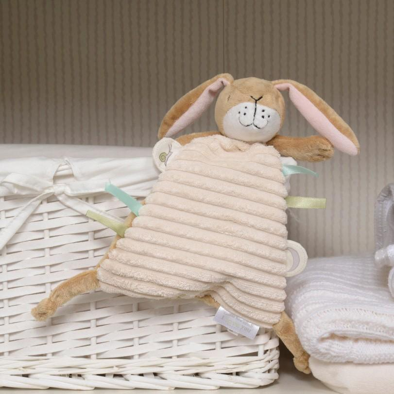 Guess How Much I Love You Comforter - PetitePeople, rabbit comforter[product_tag]