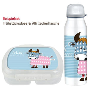 School set can and bottle bull - PetitePeople