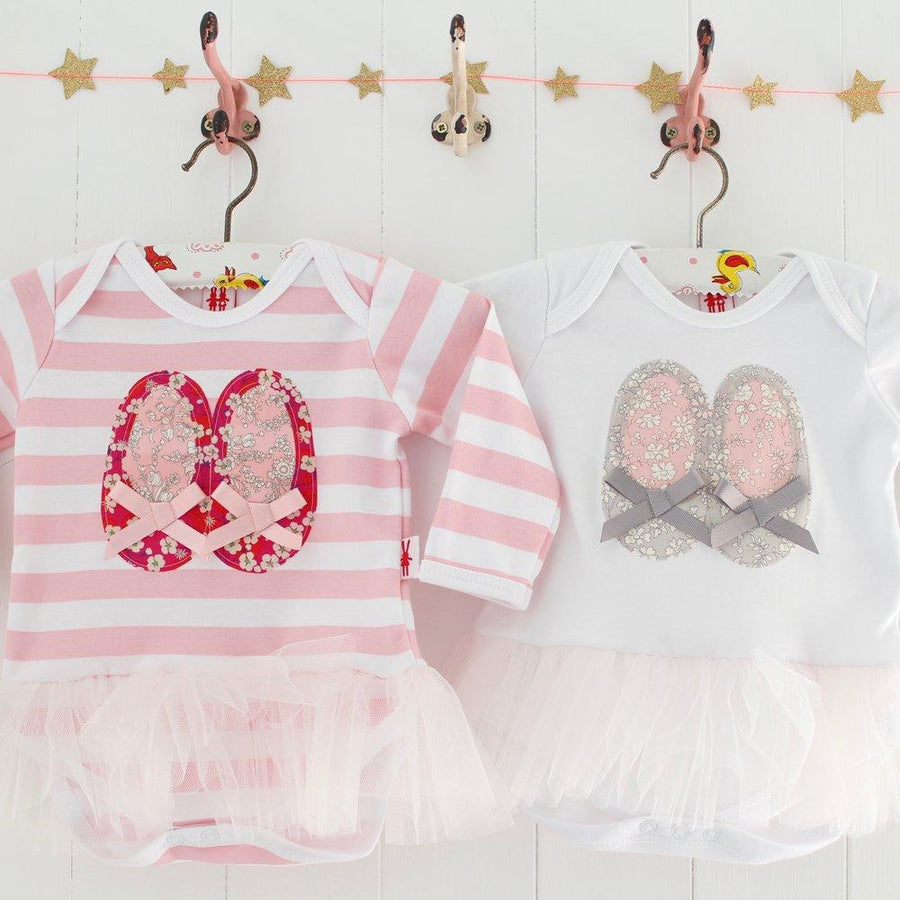 PERSONALISED BABY PARTY DRESS BODYSUIT - PetitePeople