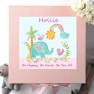Ellie Keepsake box