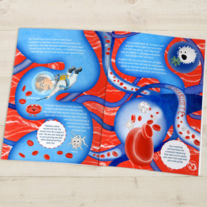 How Your Body Works Personalised Book