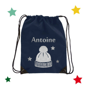 Personalised kit bag - Pink Balletshoes - PetitePeople
