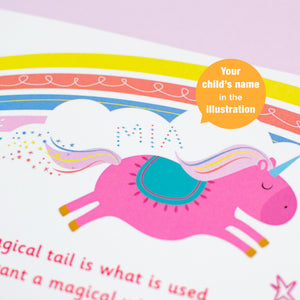 Unicorn Board Book UK